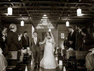 El matrimonio de Mariana y Francisco 2