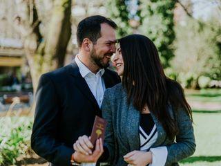 El matrimonio de Katalina y Ariel 1