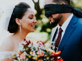 El matrimonio de Katalina y Ariel