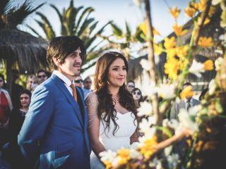 El matrimonio de Jóse y Sergio