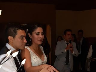 El matrimonio de Maribel y Jalex  3