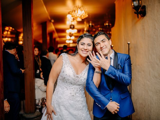 El matrimonio de Maribel y Jalex