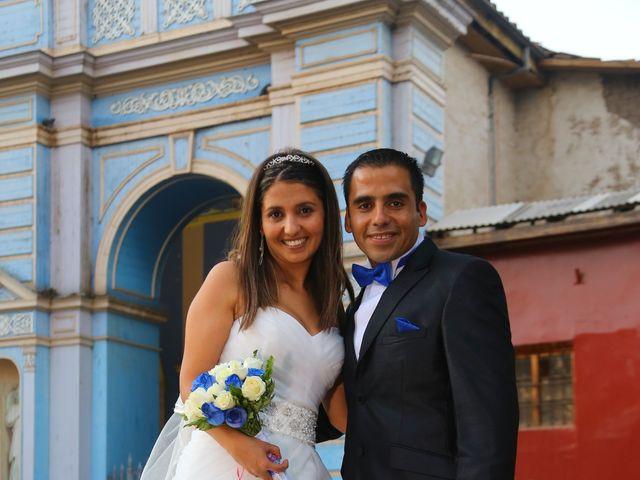 El matrimonio de Ariana y Gonzalo