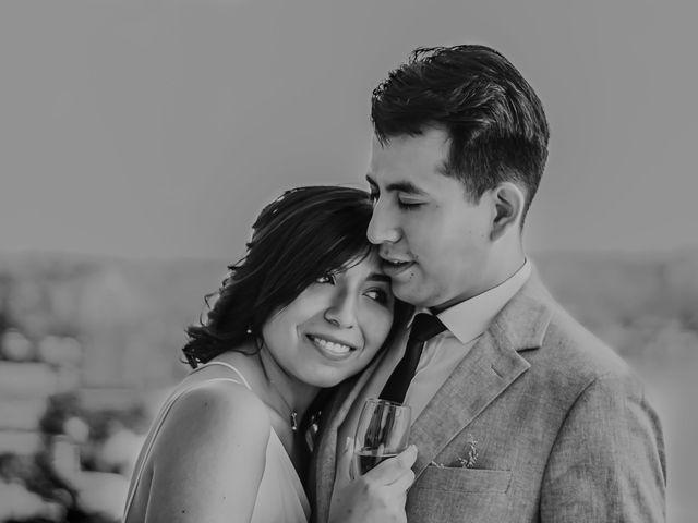 El matrimonio de Laura y Aldo