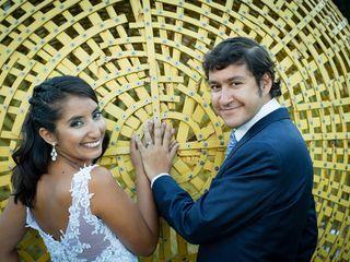 El matrimonio de Ana y Fernando