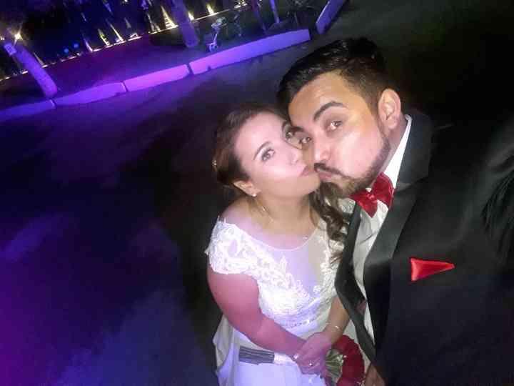El matrimonio de Ivonne  y Francisco