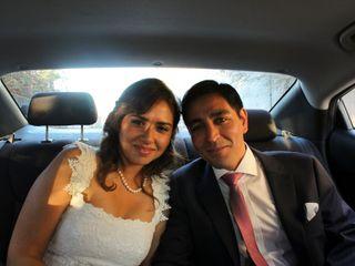 El matrimonio de Genoveva y Carlos 3