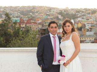 El matrimonio de Genoveva y Carlos