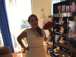 El matrimonio de Ivonne  y Francisco 2