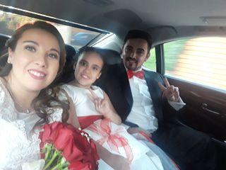El matrimonio de Ivonne  y Francisco 3