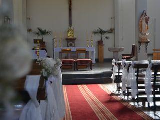 El matrimonio de Ruth y Sergio 1
