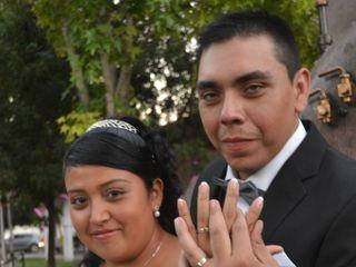 El matrimonio de Ruth y Sergio