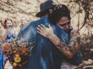 El matrimonio de Patricia y Eduardo