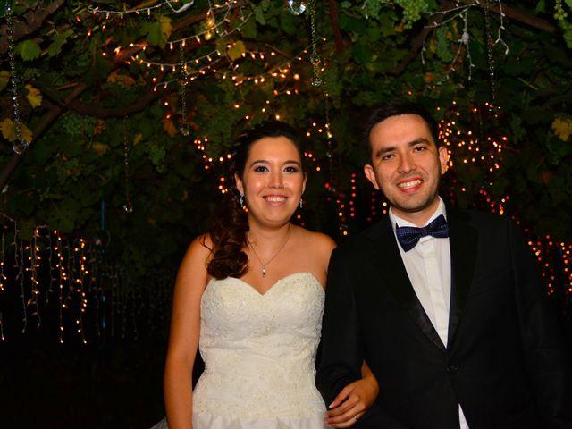 El matrimonio de Catalina y Pablo