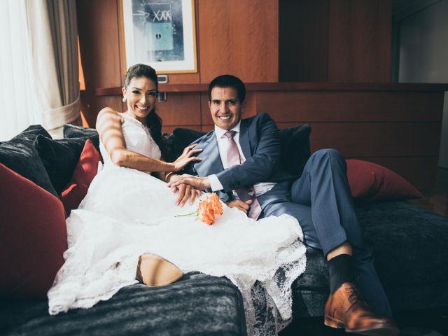 El matrimonio de Taynay y Mauro
