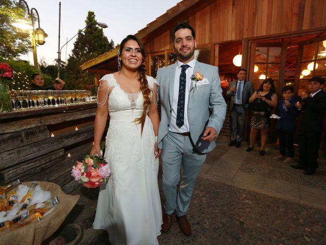 El matrimonio de Valeria y José