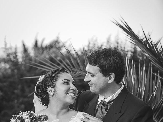El matrimonio de Maria Jose y Gabriel