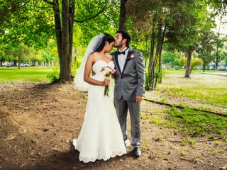 El matrimonio de Daniela y Nataniel