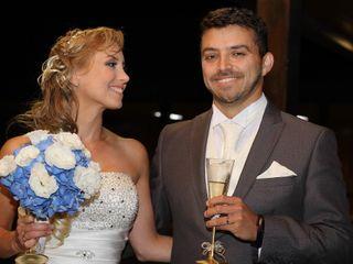 El matrimonio de Karin y Mauricio