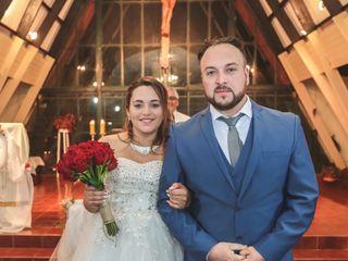 El matrimonio de Francisca y Héctor