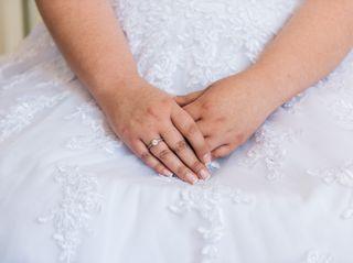 El matrimonio de Karina y Tomás 2