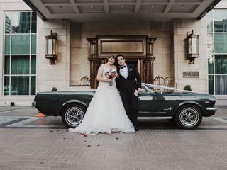 El matrimonio de Miguel y Soledad 1