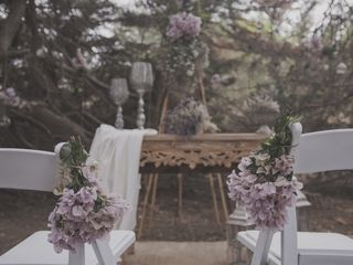 El matrimonio de Laura y Luis 1