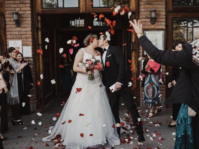 El matrimonio de Miguel y Soledad