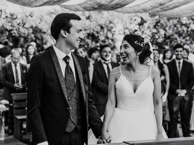 El matrimonio de Roder y Francisco