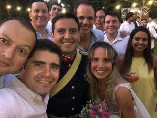 El matrimonio de Álvaro  y Daniela 3
