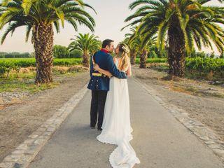 El matrimonio de Álvaro  y Daniela