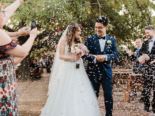 El matrimonio de Ignacio y Catalina