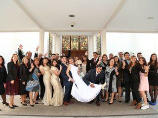 El matrimonio de Eimy y Esteban 1