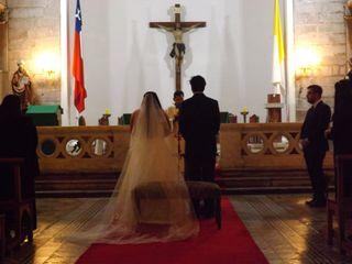 El matrimonio de Francisca y Martin 2