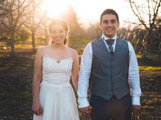El matrimonio de Vale y Iacopo