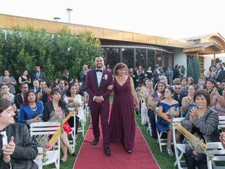 El matrimonio de Tabatha y Andrés 1
