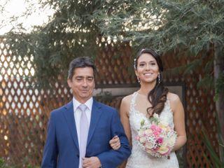 El matrimonio de Tabatha y Andrés 3