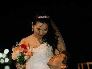 El matrimonio de Cristina y Mauricio 1