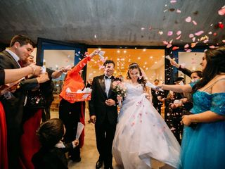 El matrimonio de Cristina y Mauricio 2