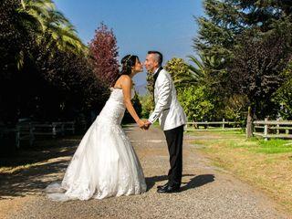 El matrimonio de María José y Edgardo Ariel