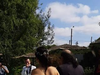El matrimonio de María José y Edgardo Ariel 2