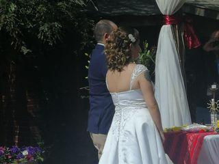 El matrimonio de Beatriz y Marcelo 1