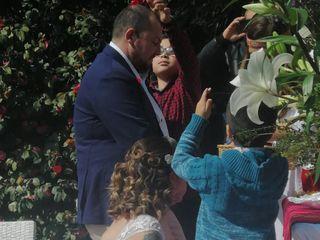 El matrimonio de Beatriz y Marcelo 3