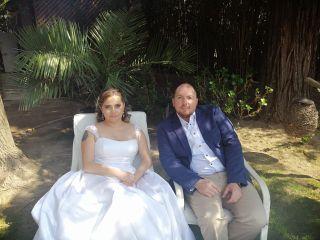 El matrimonio de Beatriz y Marcelo