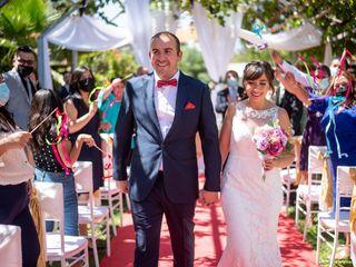 El matrimonio de Jonathan y Karen