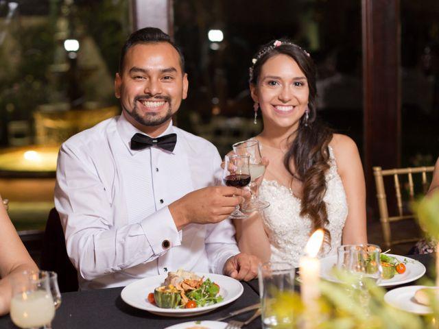 El matrimonio de Tabatha y Andrés