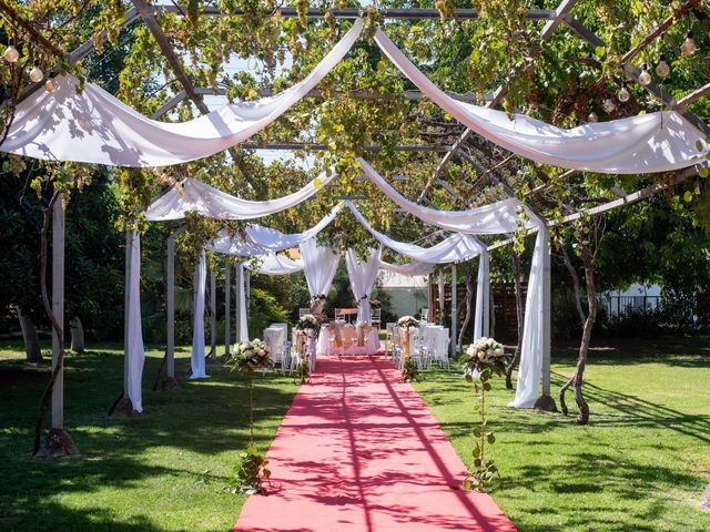 El matrimonio de Karen y Jonathan en Maipú, Santiago 2