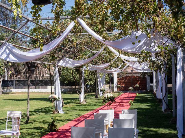 El matrimonio de Karen y Jonathan en Maipú, Santiago 5