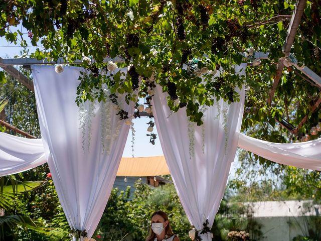 El matrimonio de Karen y Jonathan en Maipú, Santiago 8