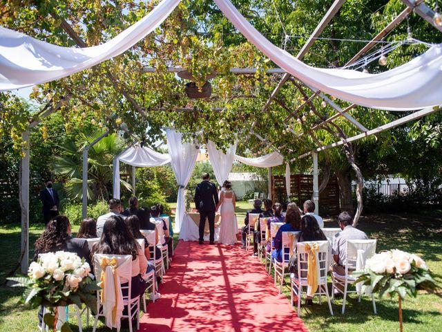 El matrimonio de Karen y Jonathan en Maipú, Santiago 11